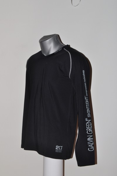 Galvin Green, Fresh Layer, strech, schwarz Compression 20°