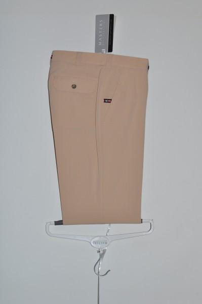 herren golf mode Masters, golfhose, Coolmax, stretch, beige