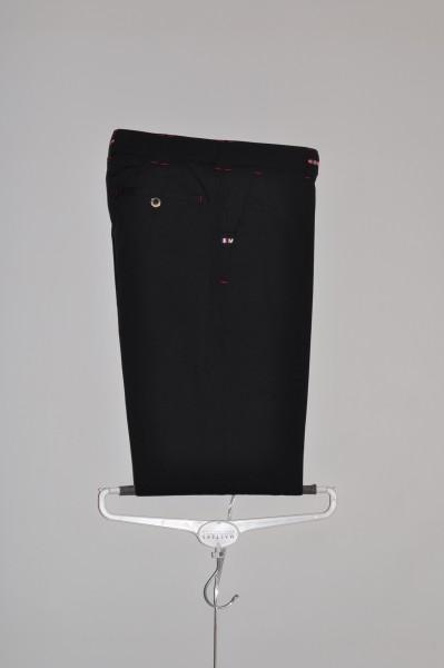 Masters, golfhose, Wash&Wear, Nano, stretch, schwarz