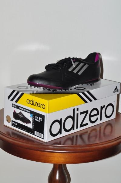 W Adizero Tour Damen Golf Schuh schwarz