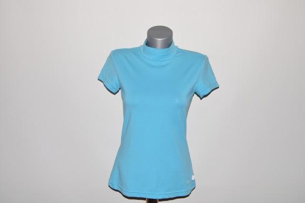 Nike Polo blau