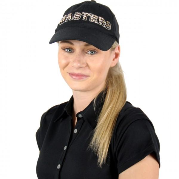 Masters Golf-Cap-schwarz