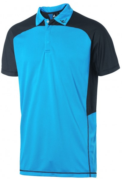Cross Polo schwarz blau,