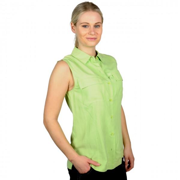 Marie Valois Damen Golf Bluse grün antonz
