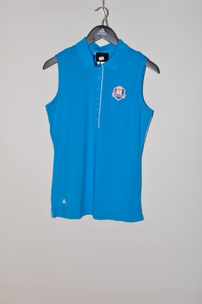 Adidas golf Ryder Cup Polo, solar Blau, puremotion