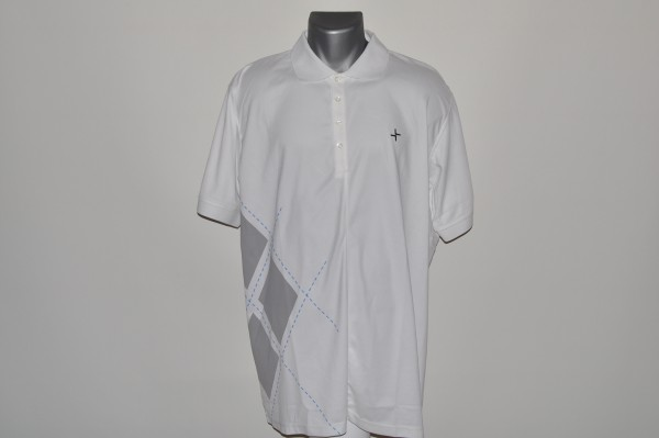 Cross Polo weiss,