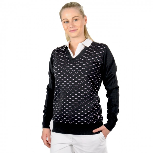 Cross Golfpullover Frauen