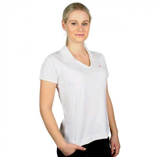 Nike Golfshirt Muster Rücken