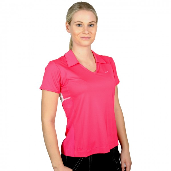 Nike Poloshirt Damen Ausschnitt
