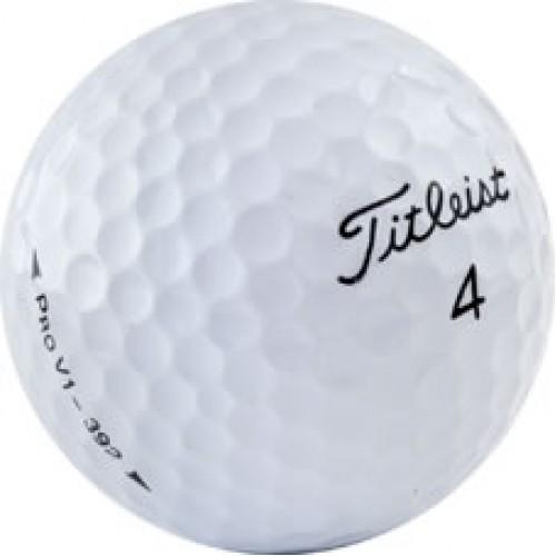 Titleist Pro V1 und x Golfbälle