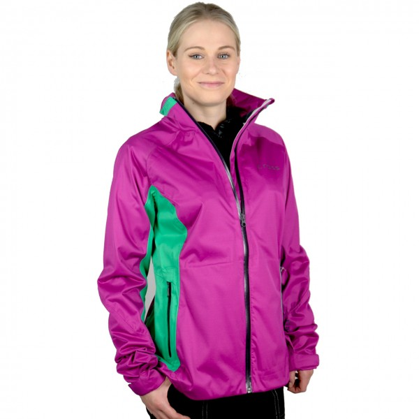 Cross,Tour Regenjacke, FTX, Waterproof, purple wine