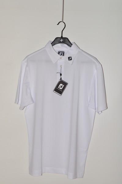 FJ Golf Polo schwarz