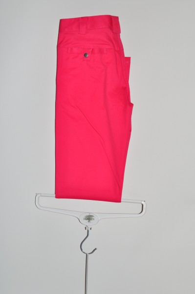 Cross, Hose, Globe Chino, spicy pink