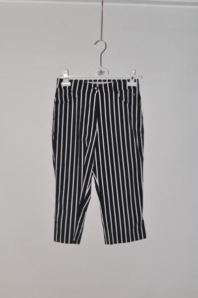 Masters, Capri, schwarz, stripe