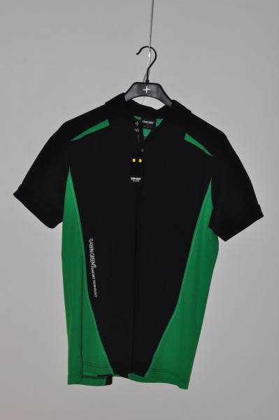 Galvin Green, golf mode Polo,  schwarz/grün, stretch, Comfort Technology
