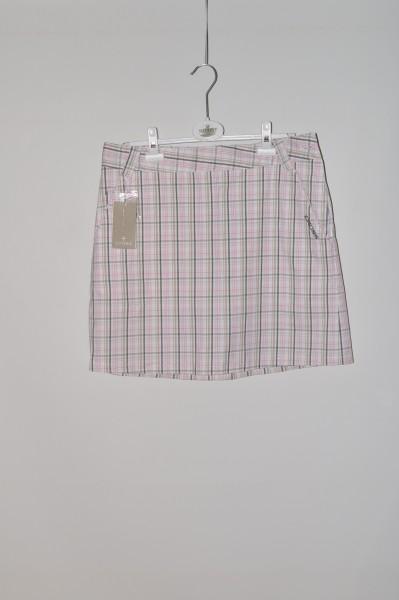 Cross, Skort, pink-check