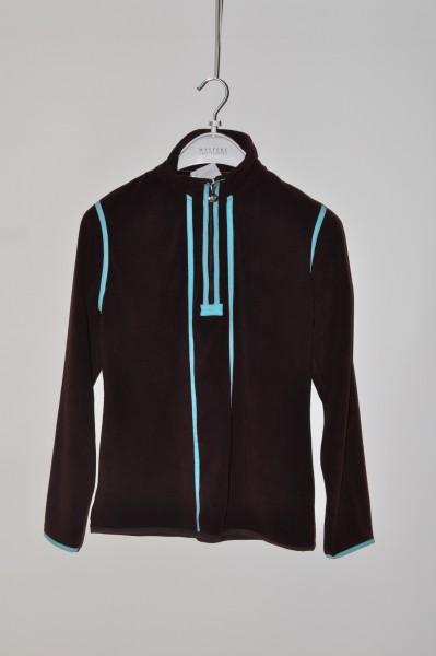 Masters, Fleece, Sweater, braun