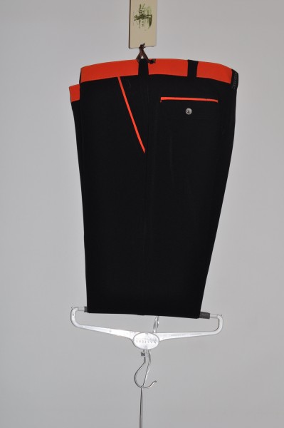 herren golf mode Masters, golfhose, Coolmax, stretch, schwarz