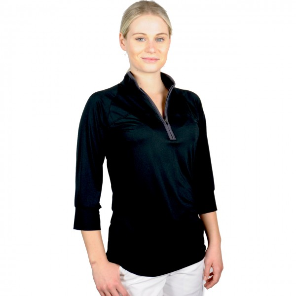 Cross Zip Kragen Sportsweater Golf