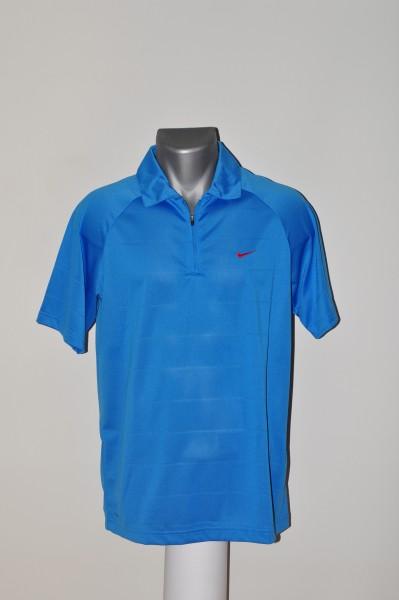 Nike, Polo, Fit Dry, blau