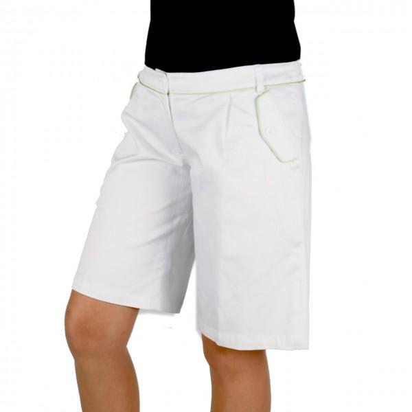 Marie Valois Damen Golf Short weiss antonz