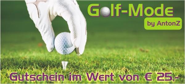 Gutschein herren damen Golfmode 25