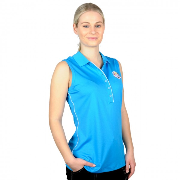Adidas golf Ryder Cup Polo, solar Blau, puremotion
