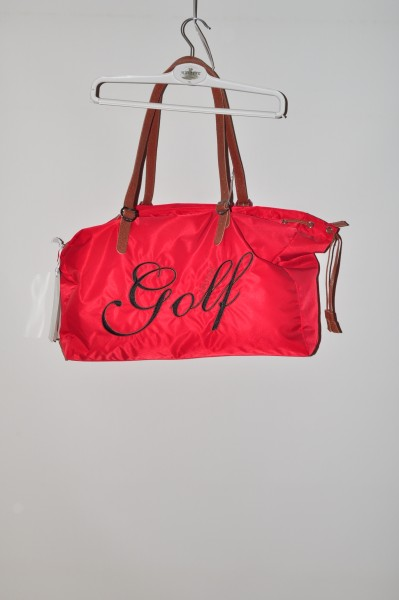 Masters Golf Shopper, Rot/ Braun
