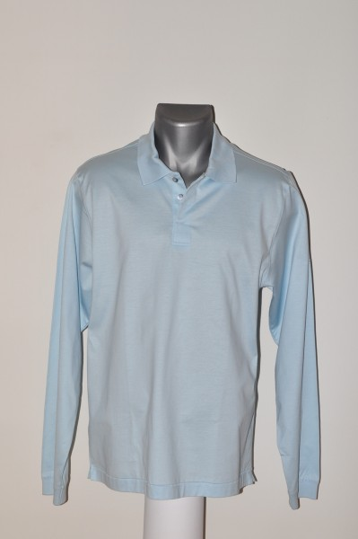 Polo, Cotton, Nike,hellblau, merc,