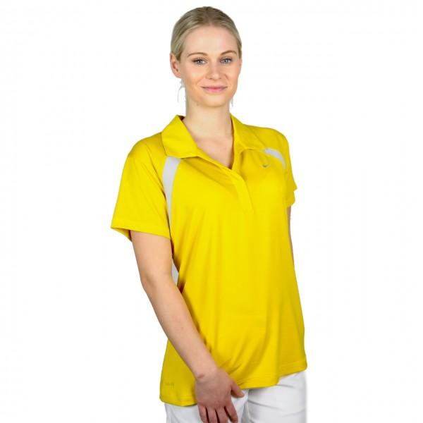 Nike Poloshirt Damenmode Golfspielerin