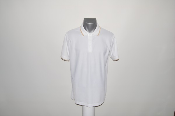 Cross Polo weiss