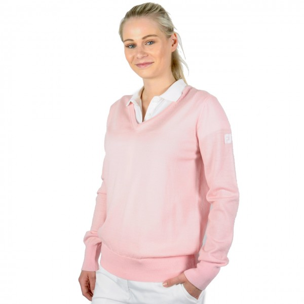 damen golf mode FJ Pullover