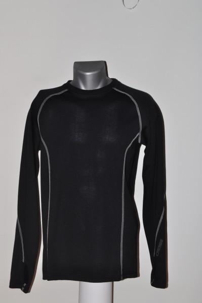 Cross, Skin, Sportwolle,schwarz