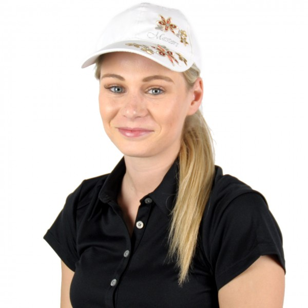 Masters Golf-Cap-w-blum-braun