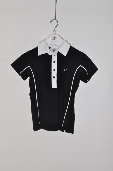 Masters, Polo, cotton, schwarz