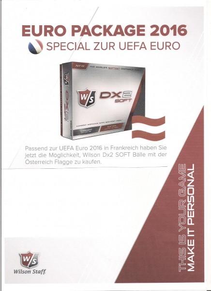 Wison Euro Golfball