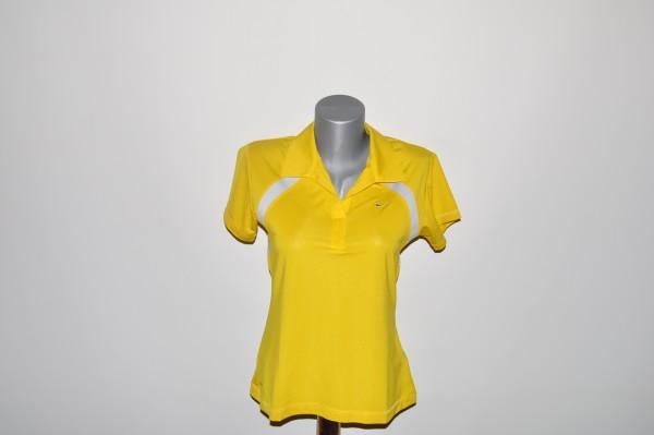 Nike Polo gelb