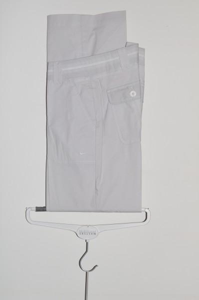 Nike, 2 in One Hose, lang und 3/4, grey,