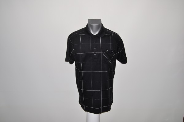 Cross Polo, schwarz,