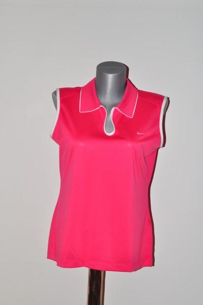 Nike Polo rosa