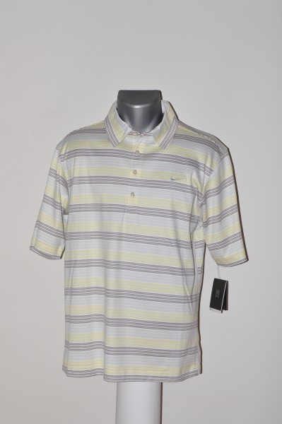 Nike Tiger Polo, merc. Stripe